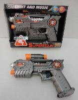 Light and Sound Gun-Superior - Batteries not included